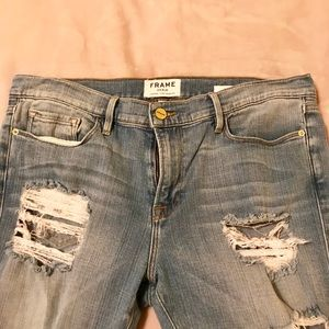 FRAME Jeans size 30